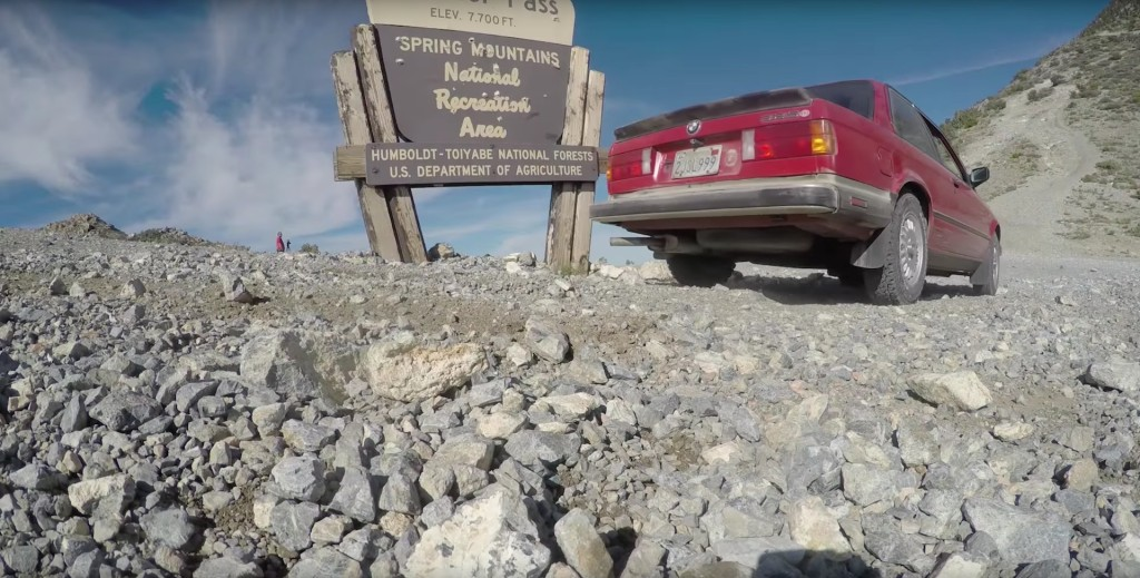 Going Off-Road With BMW E30 - 14