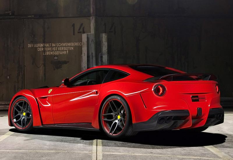 2013 Ferrari F12 Berlinetta Novitec Rosso N-Largo