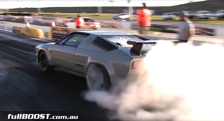 Hp Lamborghini Jalpa X