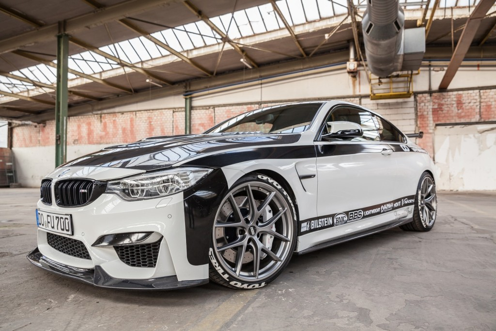 700 HP BMW M4 Tuned By Carbonfiber Dynamics - 2