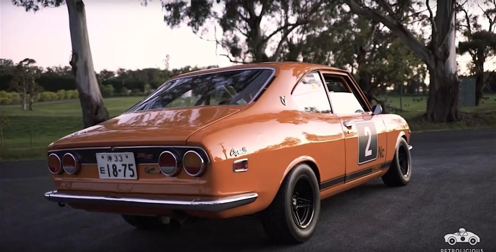 Aussie Mazda RX-2 - 9
