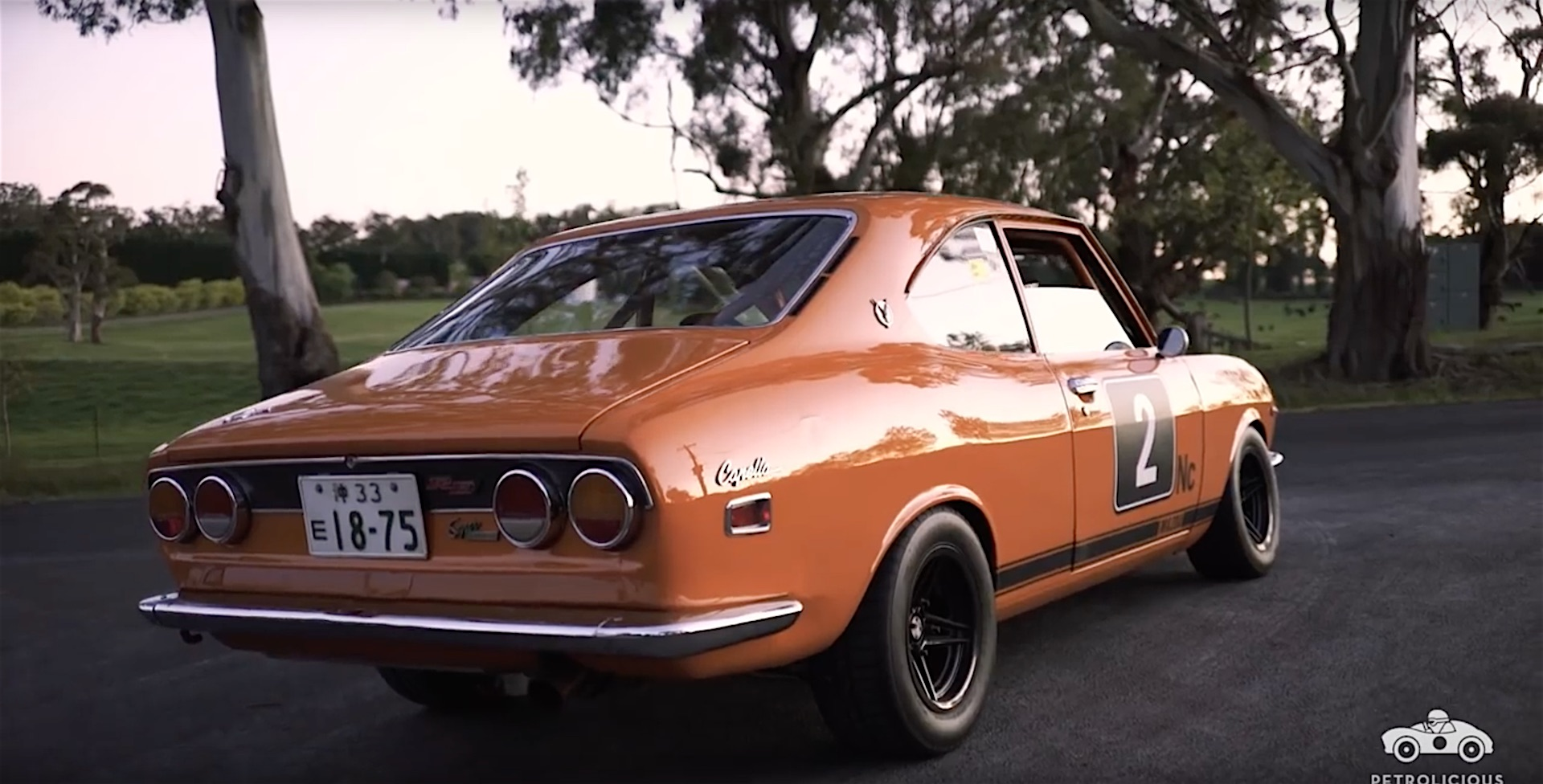 A Story of An Australian Who Own Mazda RX 2 DamnedWerk