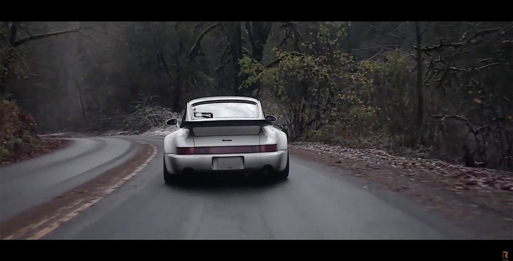 Heavenly Porsche 911 (964) Turbo - 2