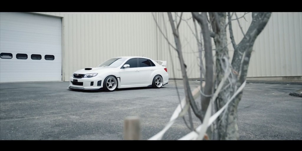 Never Rest Subaru STI - 9