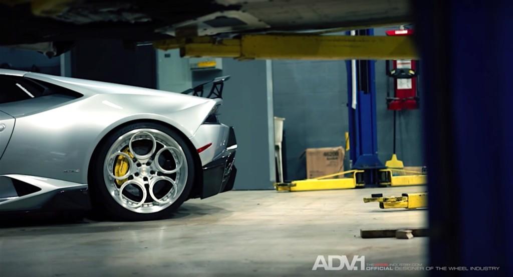 Vorsteiner ADV.1 Lamborghini Huracan - 5