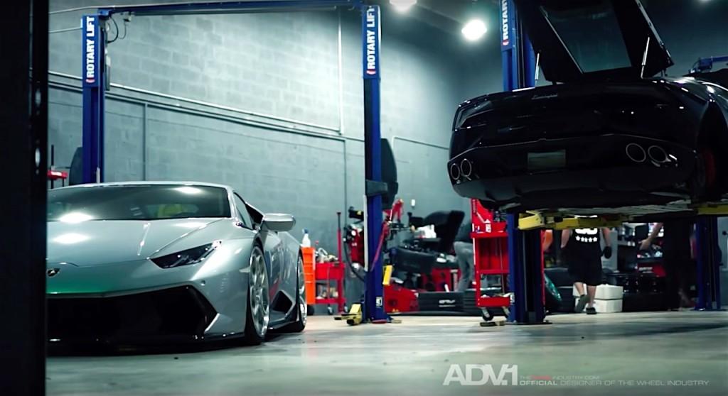 Vorsteiner ADV.1 Lamborghini Huracan - 7