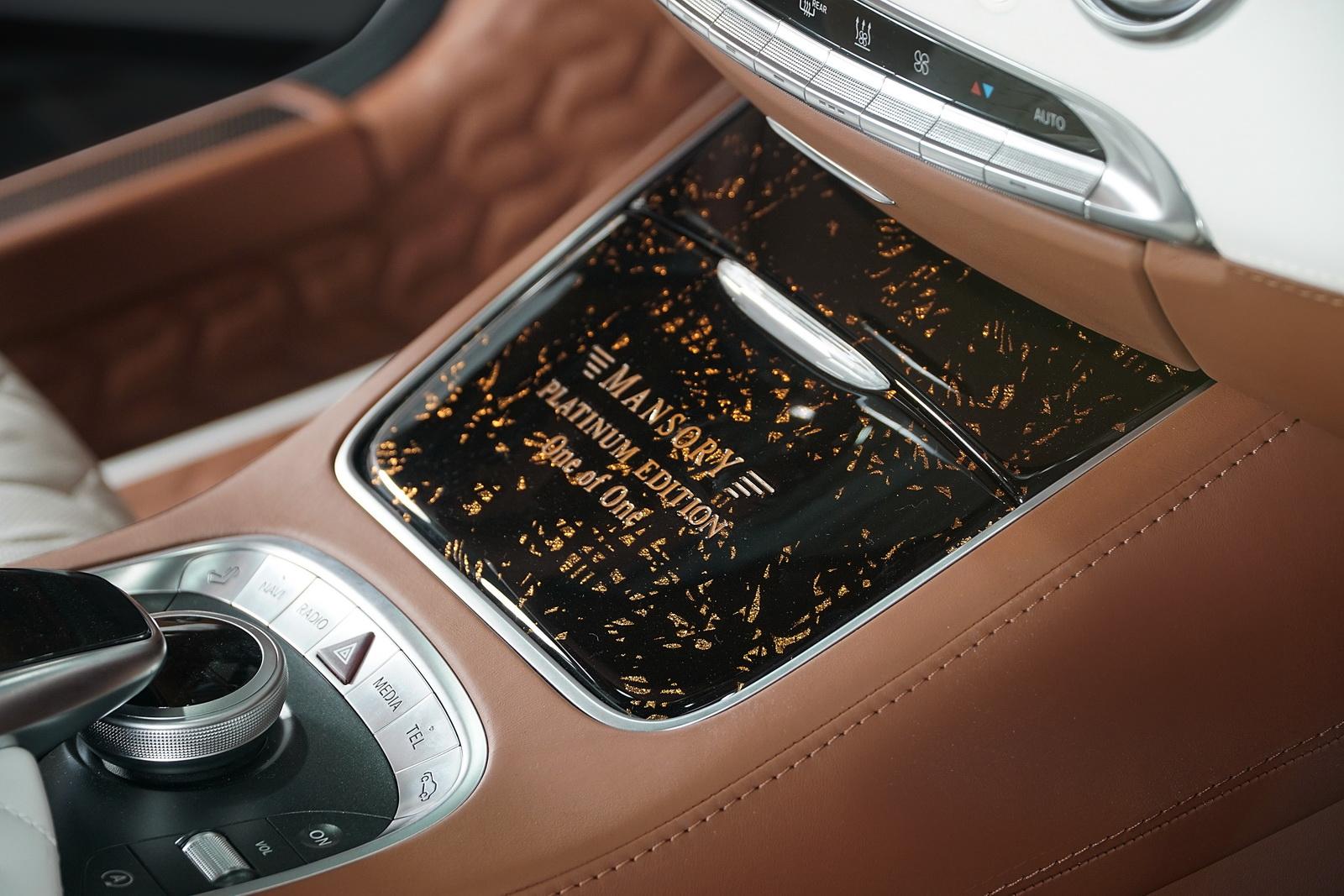 Mercedes S63 Coupe Platinum Edition - 2