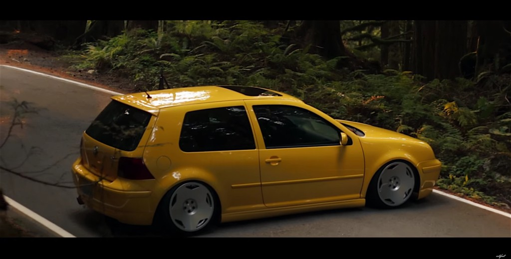 Volkswagen GTI MK4 With Static Suspension - 10