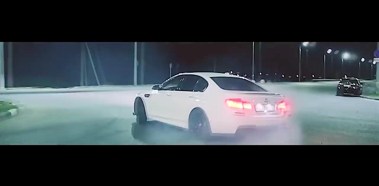 BMW M5 - Gangsta's Paradise - 5