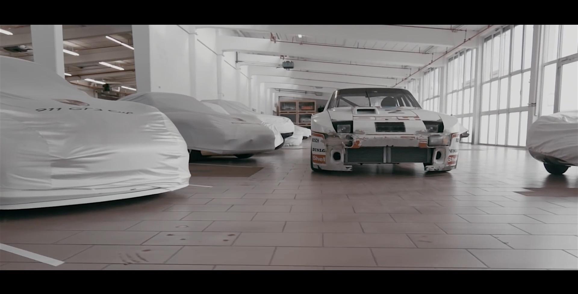 Restore Porsche 924 GTP - 1