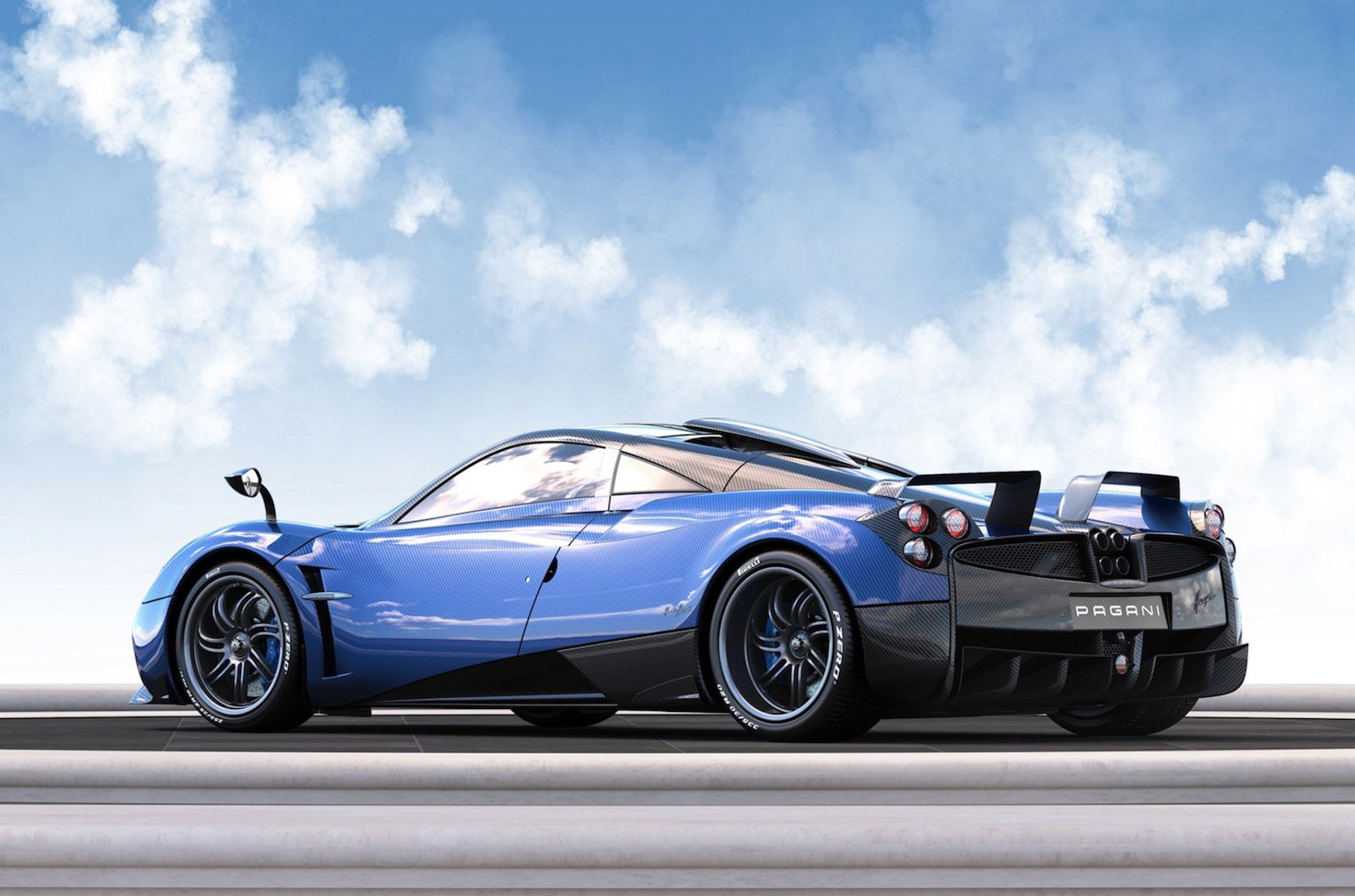 One-Off Pagani Huayra Pearl Edition - 3
