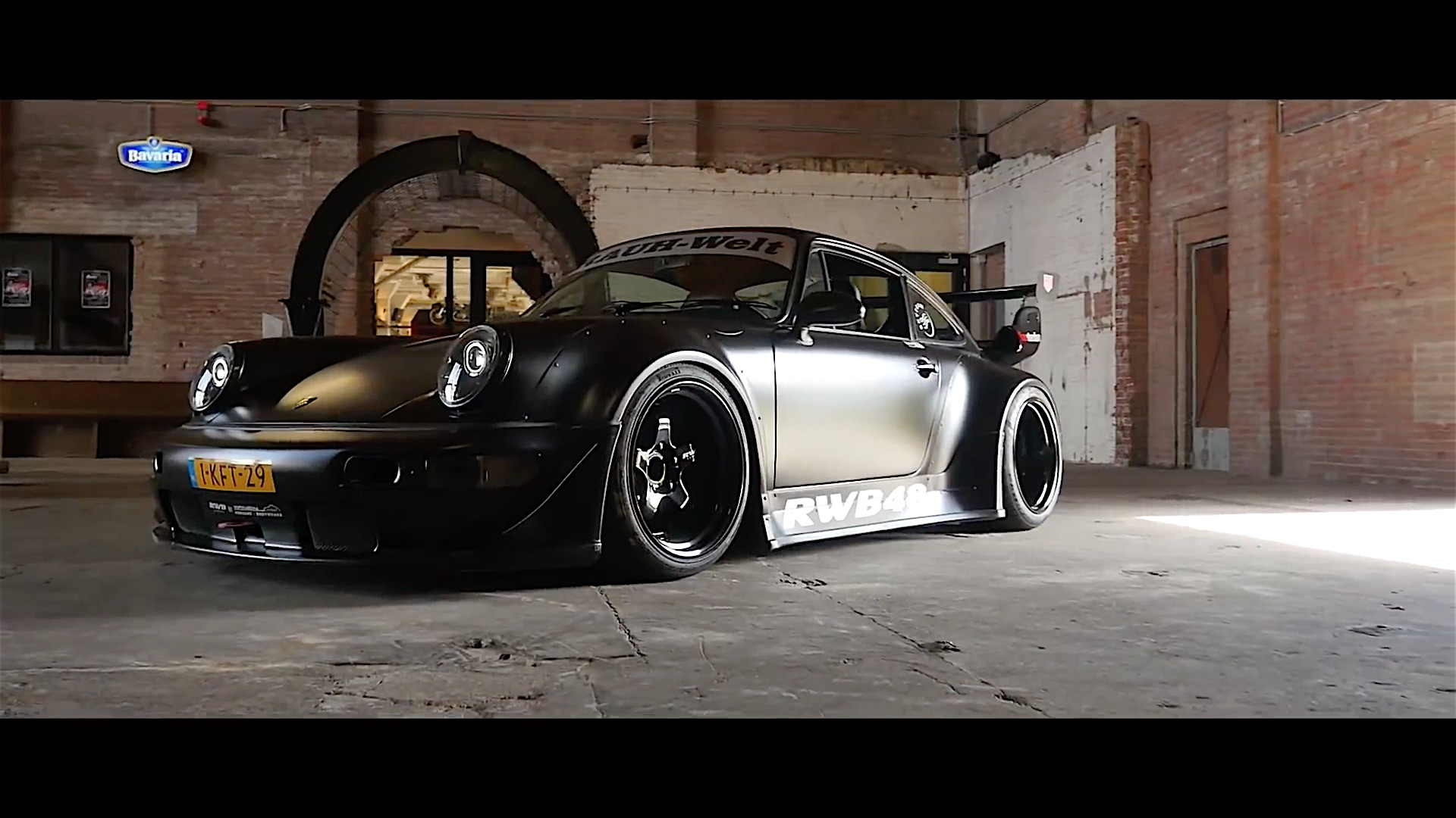 revworks rwb porsche 993 damnedwerk. Black Bedroom Furniture Sets. Home Design Ideas