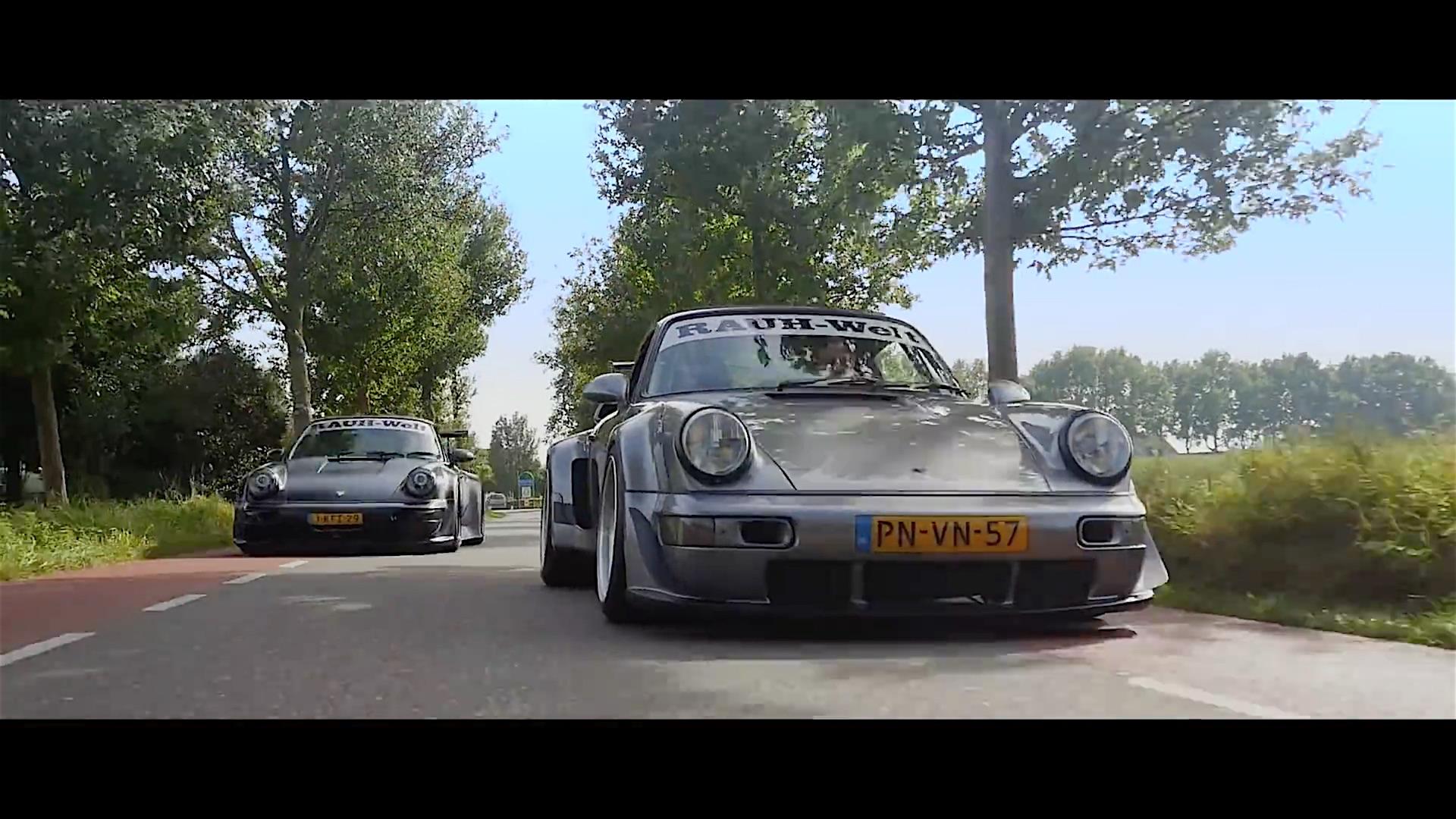 Revworks Rwb Porsche 993 Damnedwerk