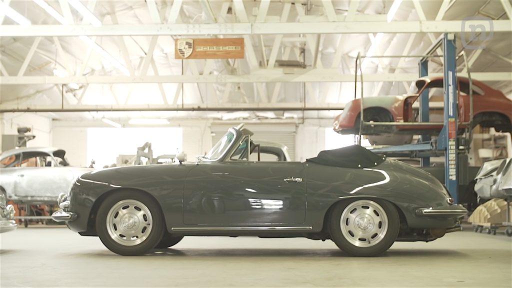 Visit To Outlaw Porsche Garage Emory Motorsports - 22