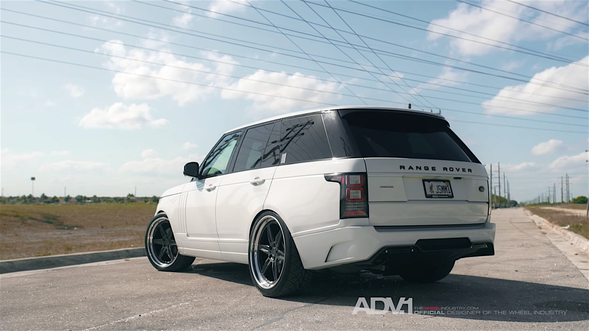 Vorsteiner Range Rover By ADV1 Wheels - 10