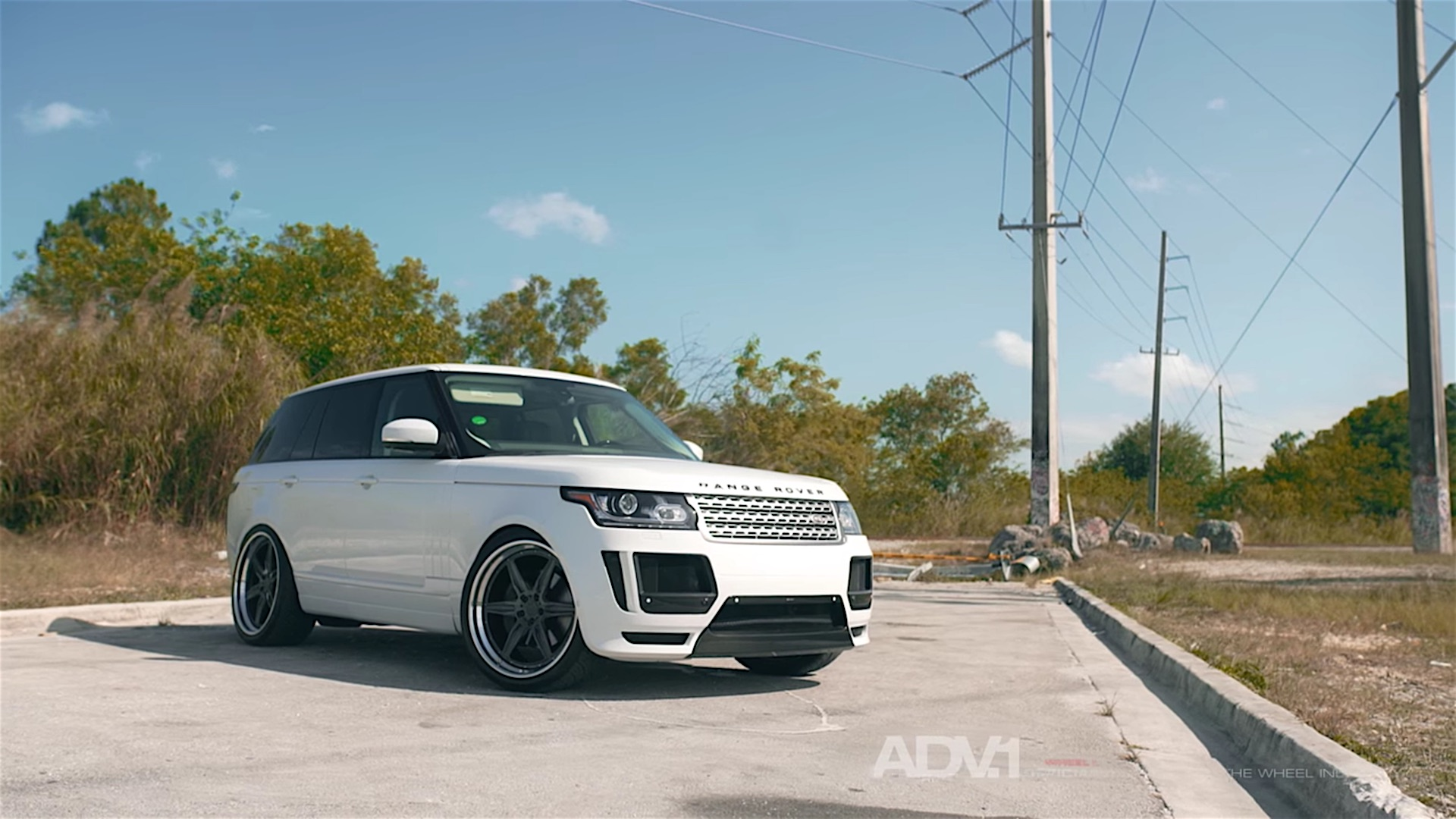 Vorsteiner Range Rover By ADV1 Wheels - 8