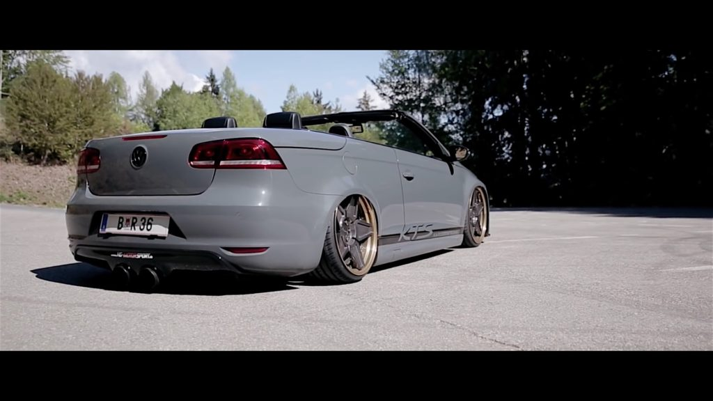 A V6 Powered Volkswagen EOS With Scirocco R Facelift - 10