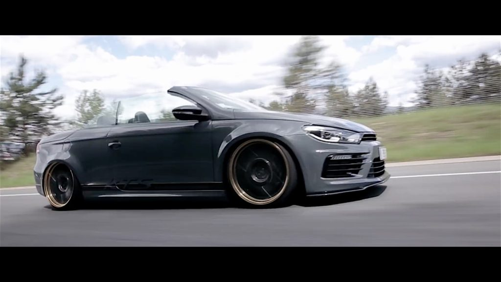 A V6 Powered Volkswagen EOS With Scirocco R Facelift - 4