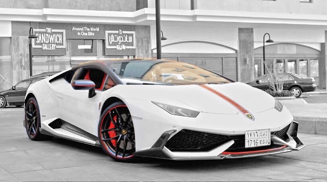 Lamborghini Huracan DMC - 1