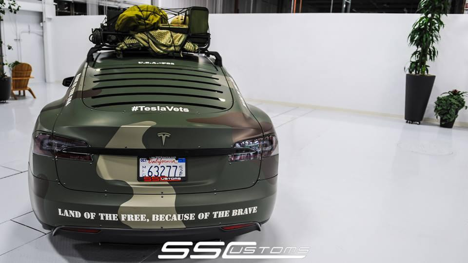 Tesla Veteran - 5