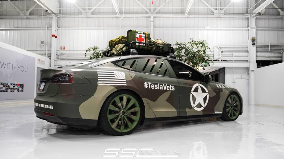 Tesla Veteran - 6