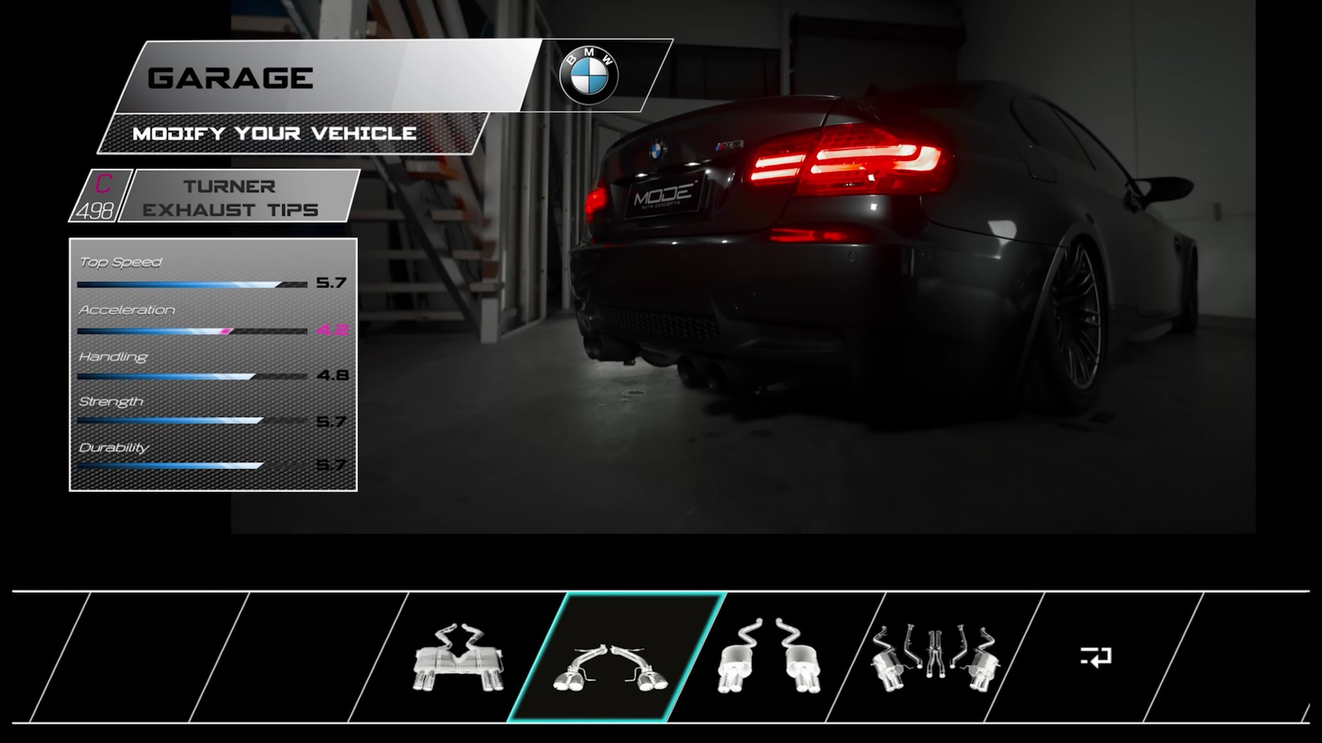 BMW E92 M3 With LB and Armytrix Upgrade Package by Mode Auto Concepts - 1