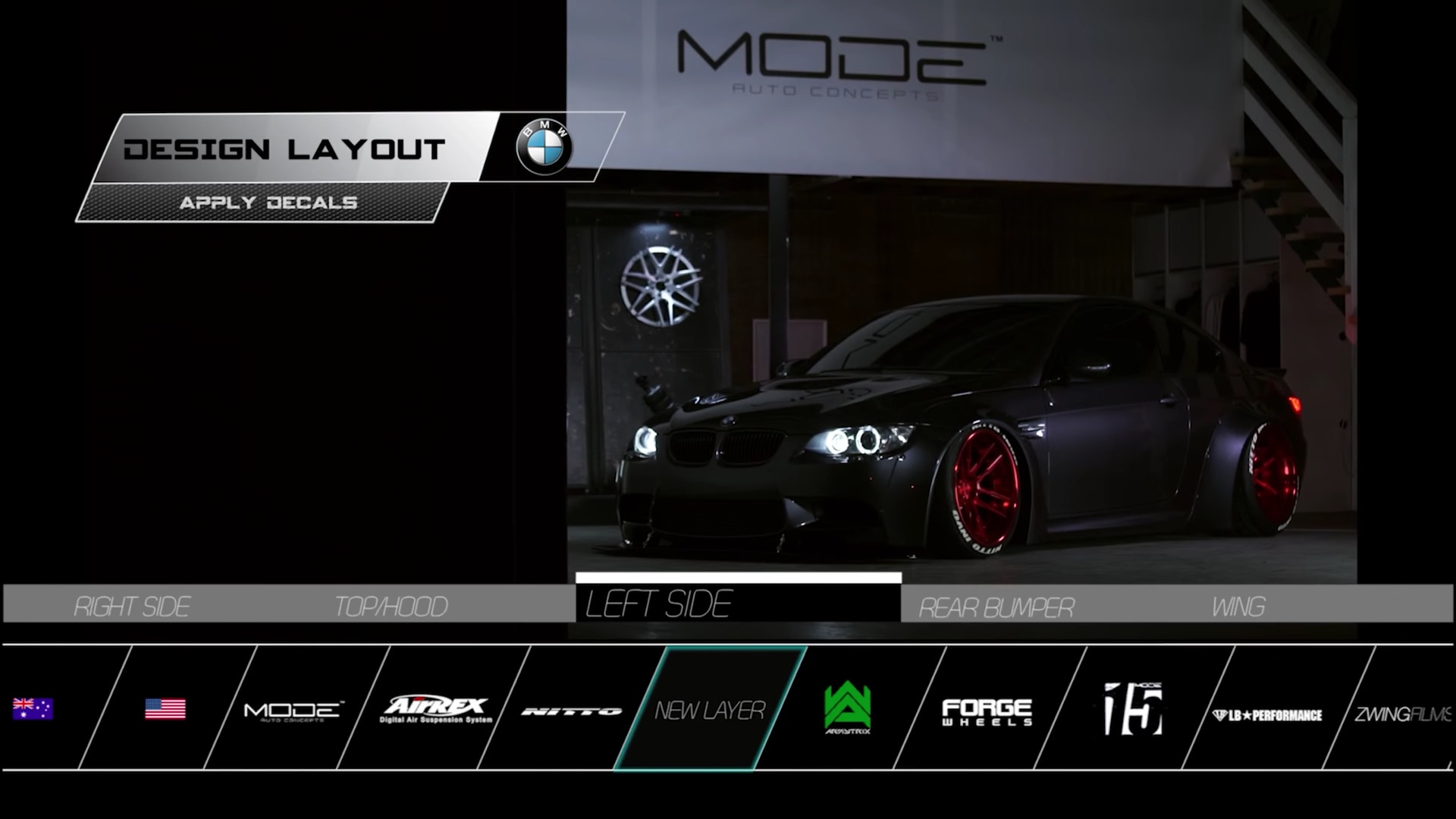 BMW E92 M3 With LB and Armytrix Upgrade Package by Mode Auto Concepts - 3