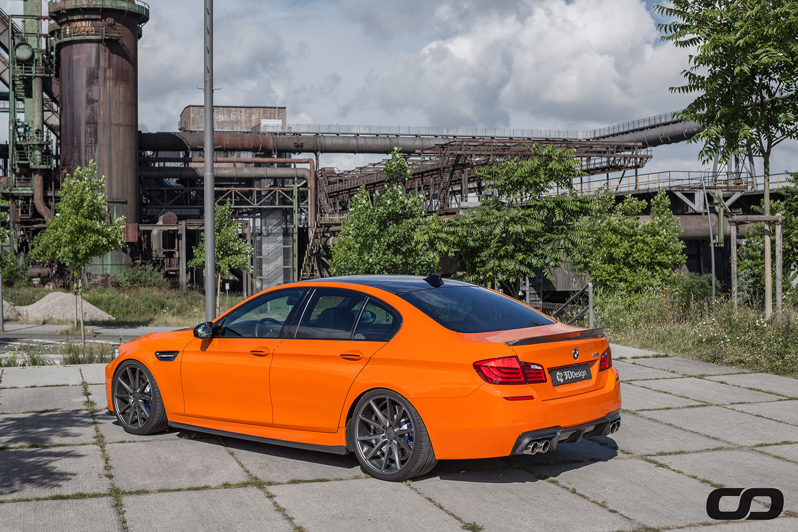 related pictures orange bmw - photo #18