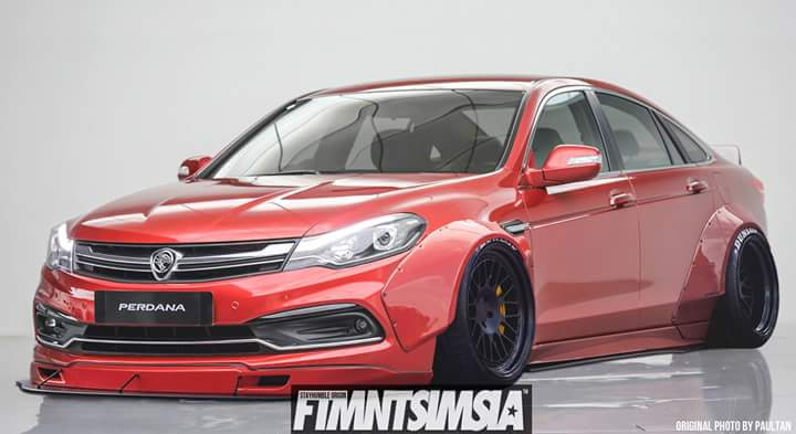 2016 proton perdana widebody