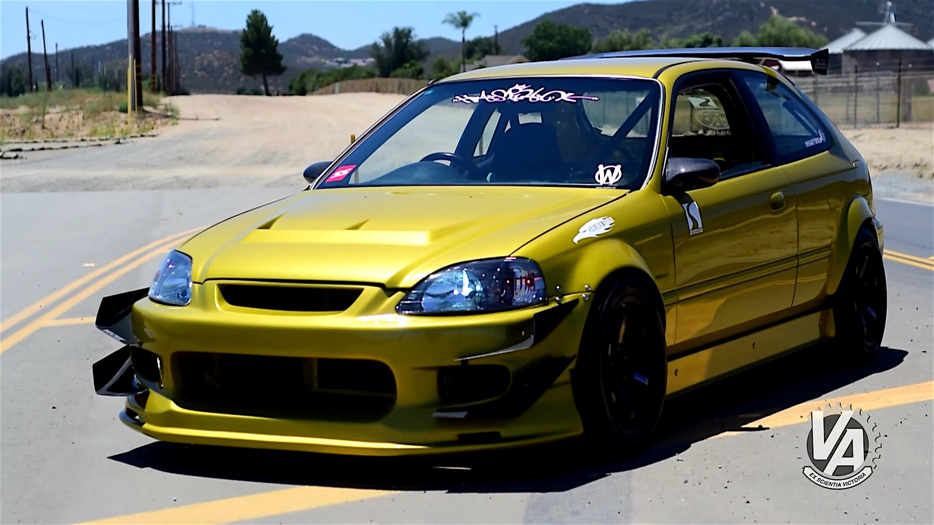 A Story Of Civic Ek With K24 Engine Swapped Damnedwerk