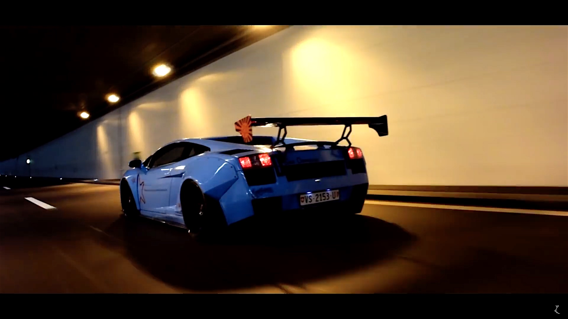 Liberty Walk Gallardo from Switzerland - 2
