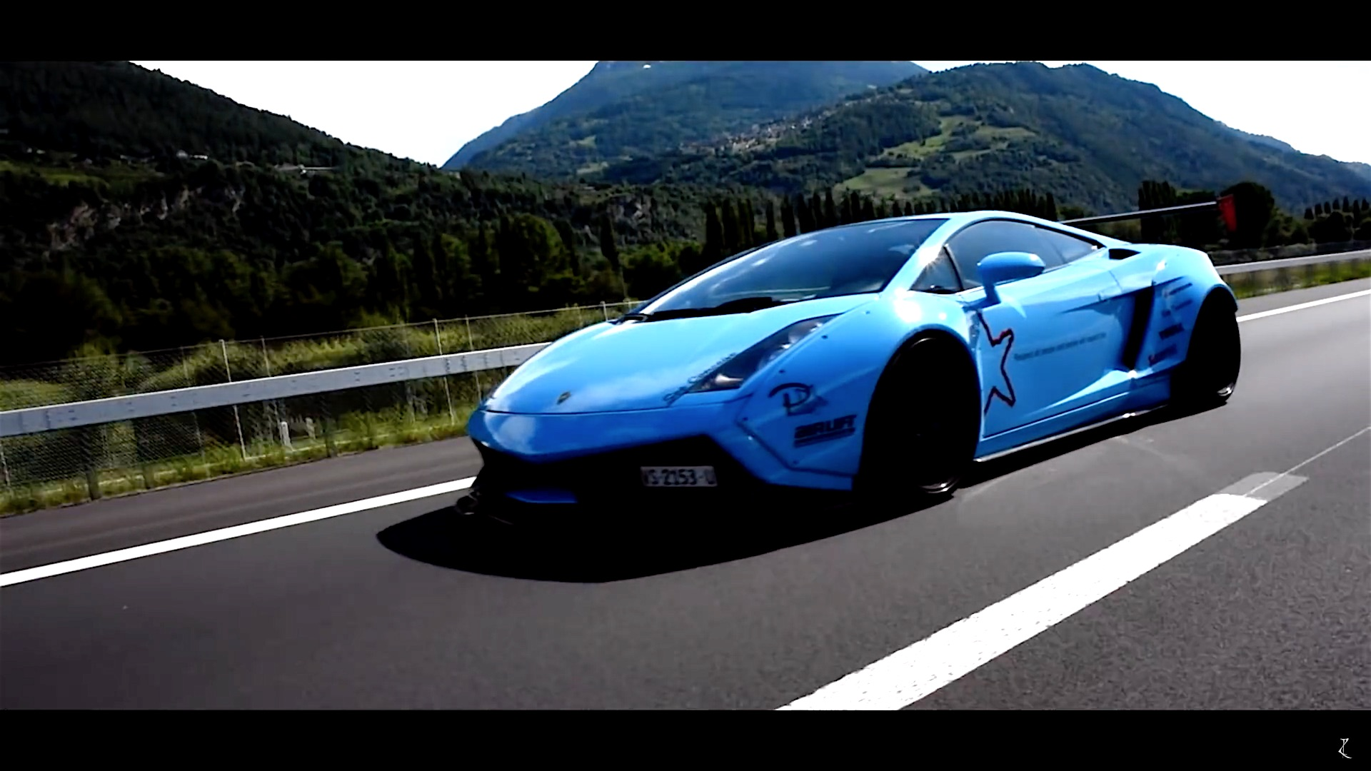 Liberty Walk Gallardo from Switzerland - 3
