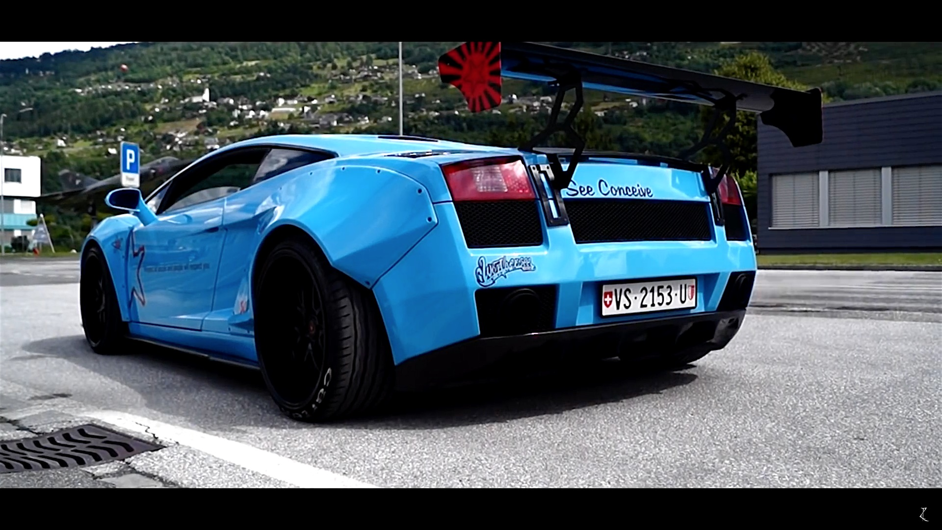 2016 Lamborghini Gallardo >> A Liberty Walk Gallardo from Switzerland | DamnedWerk