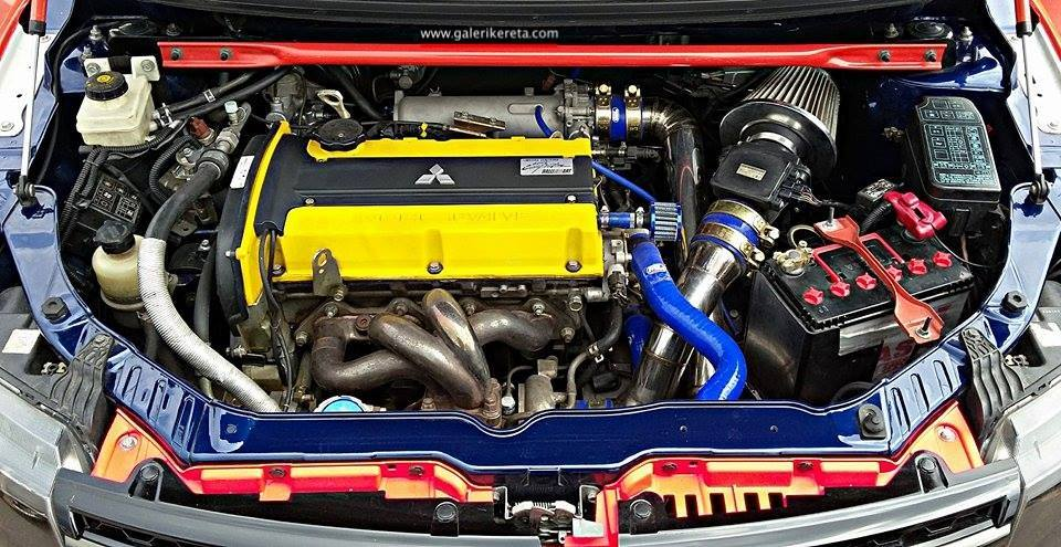 Proton Preve With Evo Engine Swapped - 4