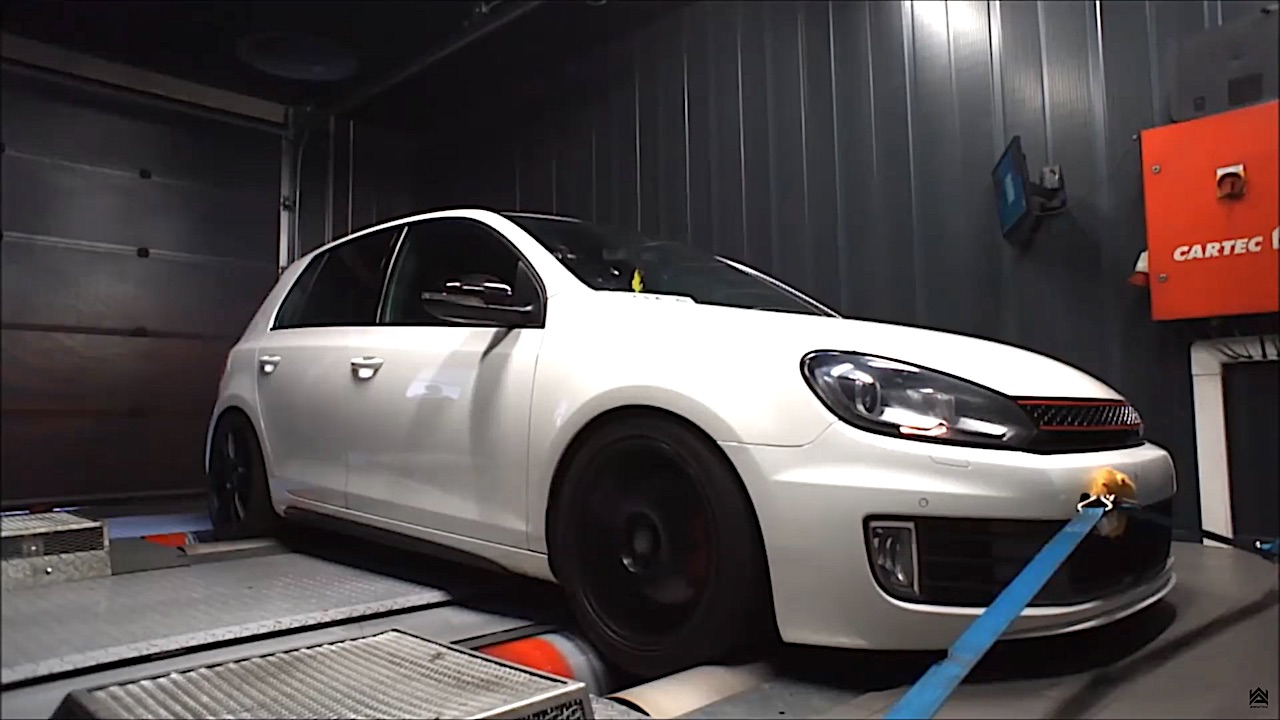 Volkswagen Golf GTi MK6 Tuned by ShifTech Enginering - 2