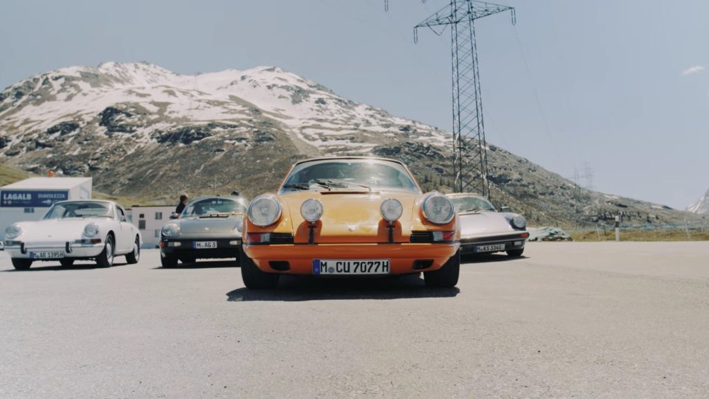 9 Porsche Models In An Amazing Road Trip To Swiss and Italian Alps - 7