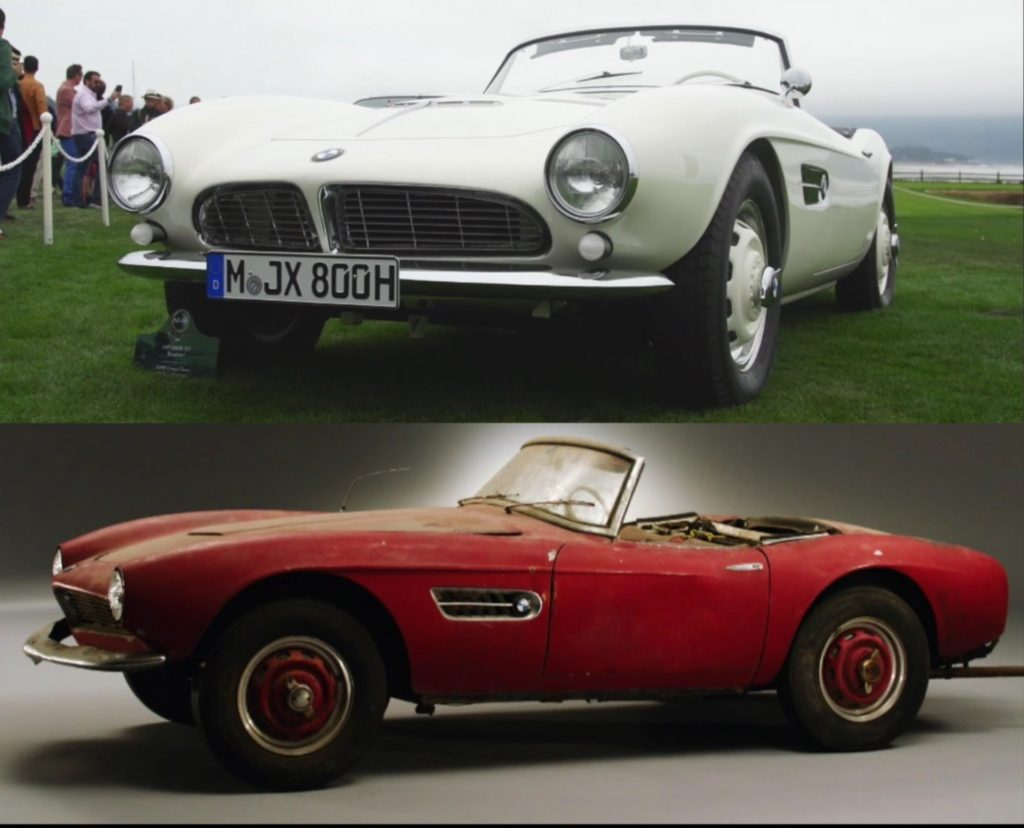 BMW 507 Once Owned by Elvis Presley - 46