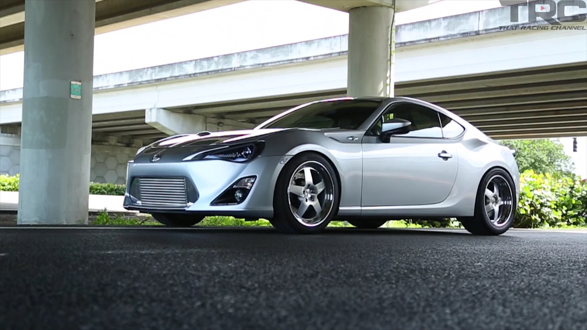 Scion Frs Turbo >> 1,210 HP Scion FRS With Toyota 2JZ Engine | DamnedWerk