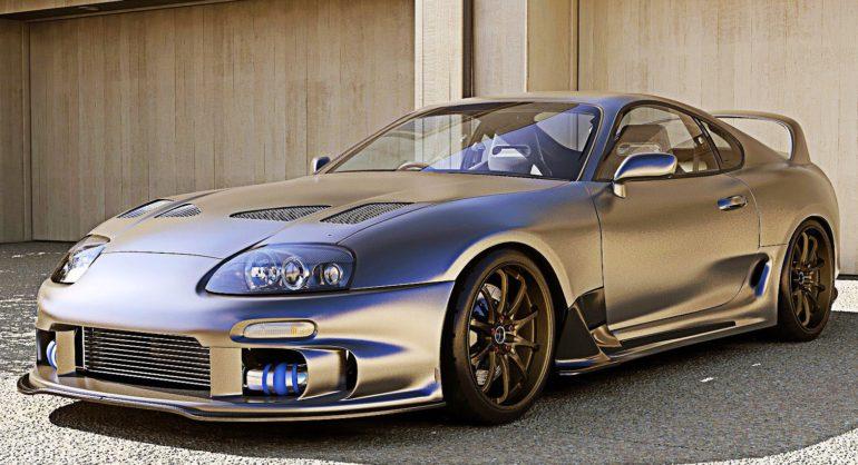 Best Toyota Supra 2jz Sound Compilation Damnedwerk
