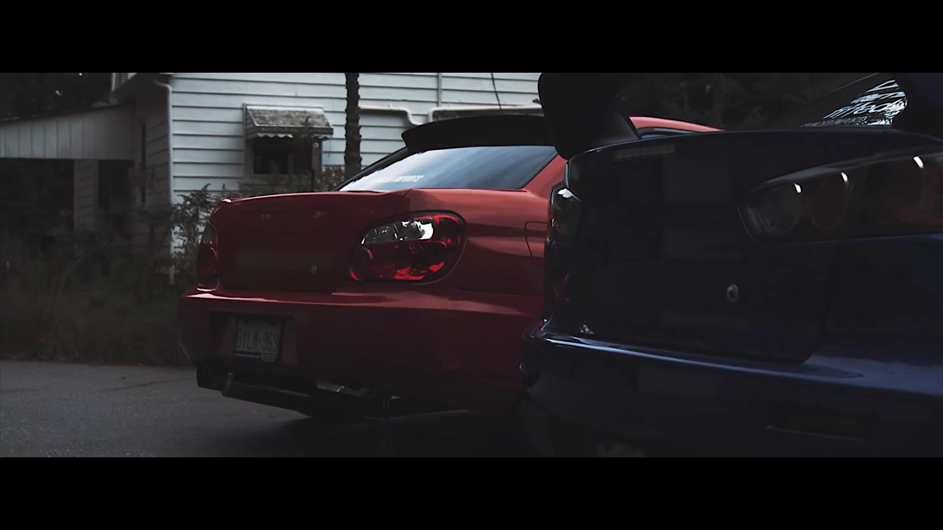 38 komentarzy * mitsubishi lancer evolution x gsr vs subaru impreza wrx sti sedan
