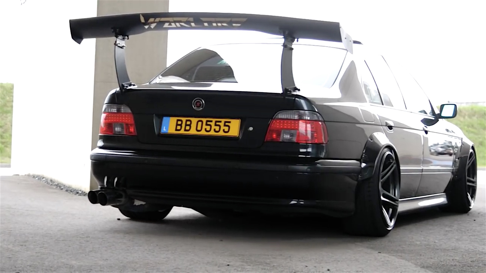 Tom S Wide Body Bmw 5 Series E39 Damnedwerk
