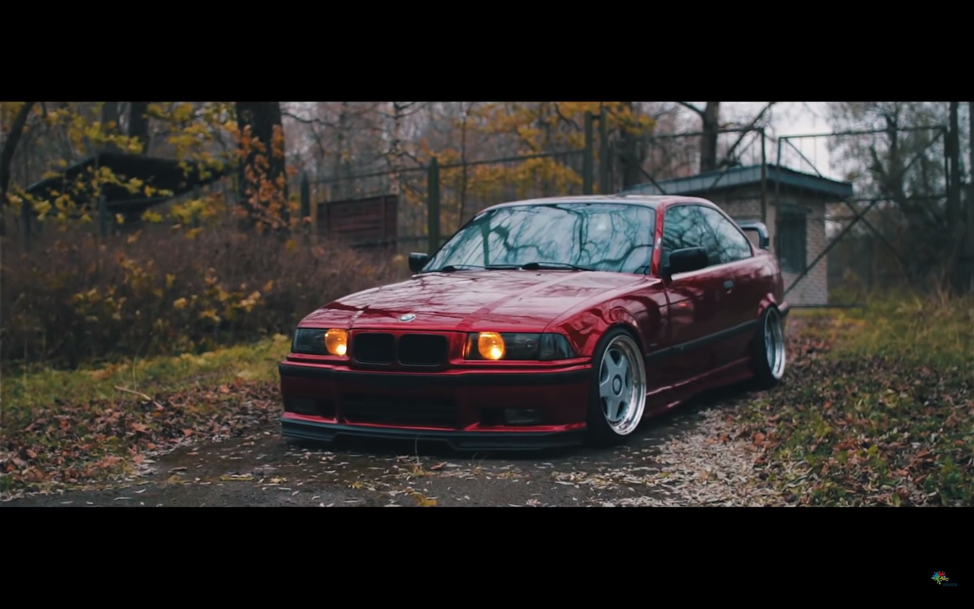 Bmw E36 Coupe Fifty Shades Of Candy Damnedwerk