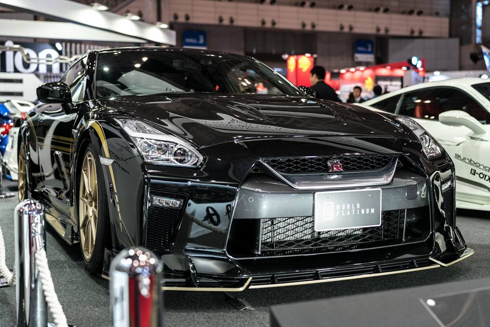 A new body kit for the 2017 nissan gtr damnedwerk for Nissan gtr bodykit