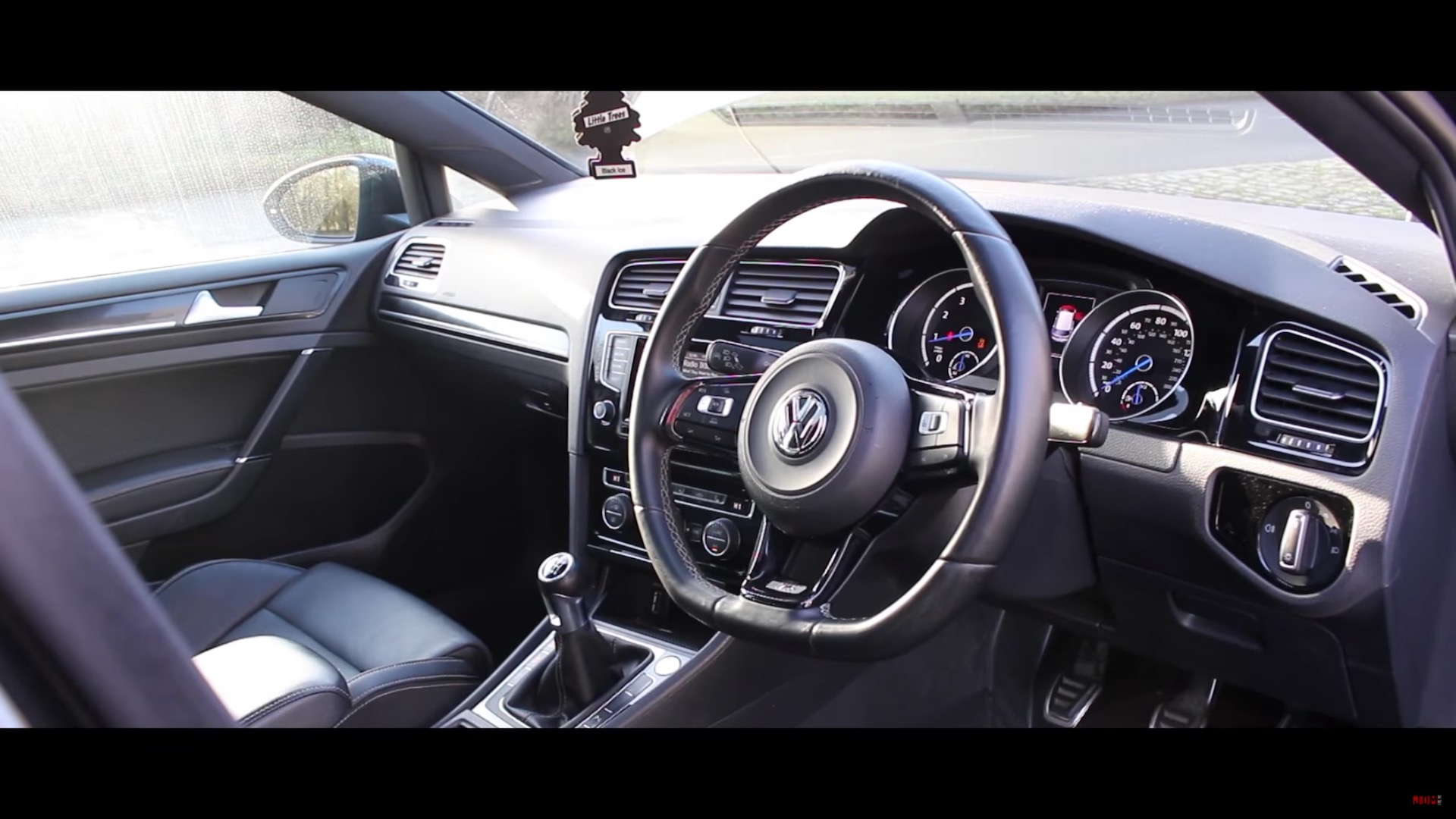 Test Drive A Golf R With 560 Horsepower Under The Hood - 00007