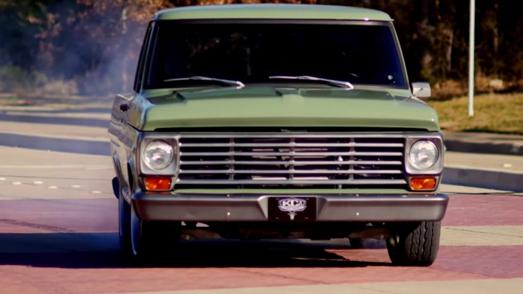 A Ford F Aka Frankenstein Ford X on 5 0 Ford Engine Horsepower