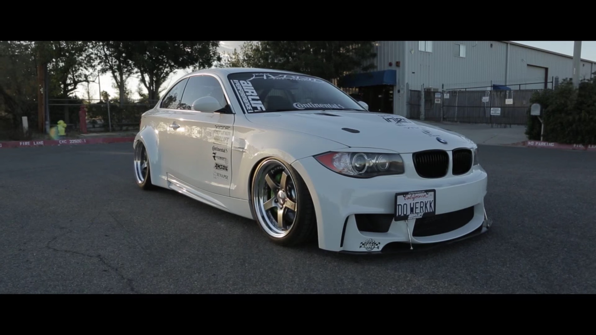 2009 Bmw 135i Custom Wide Body Damnedwerk