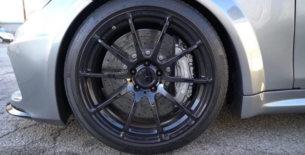 Agro AMG Weistec Mercedes C63 W204 - 4