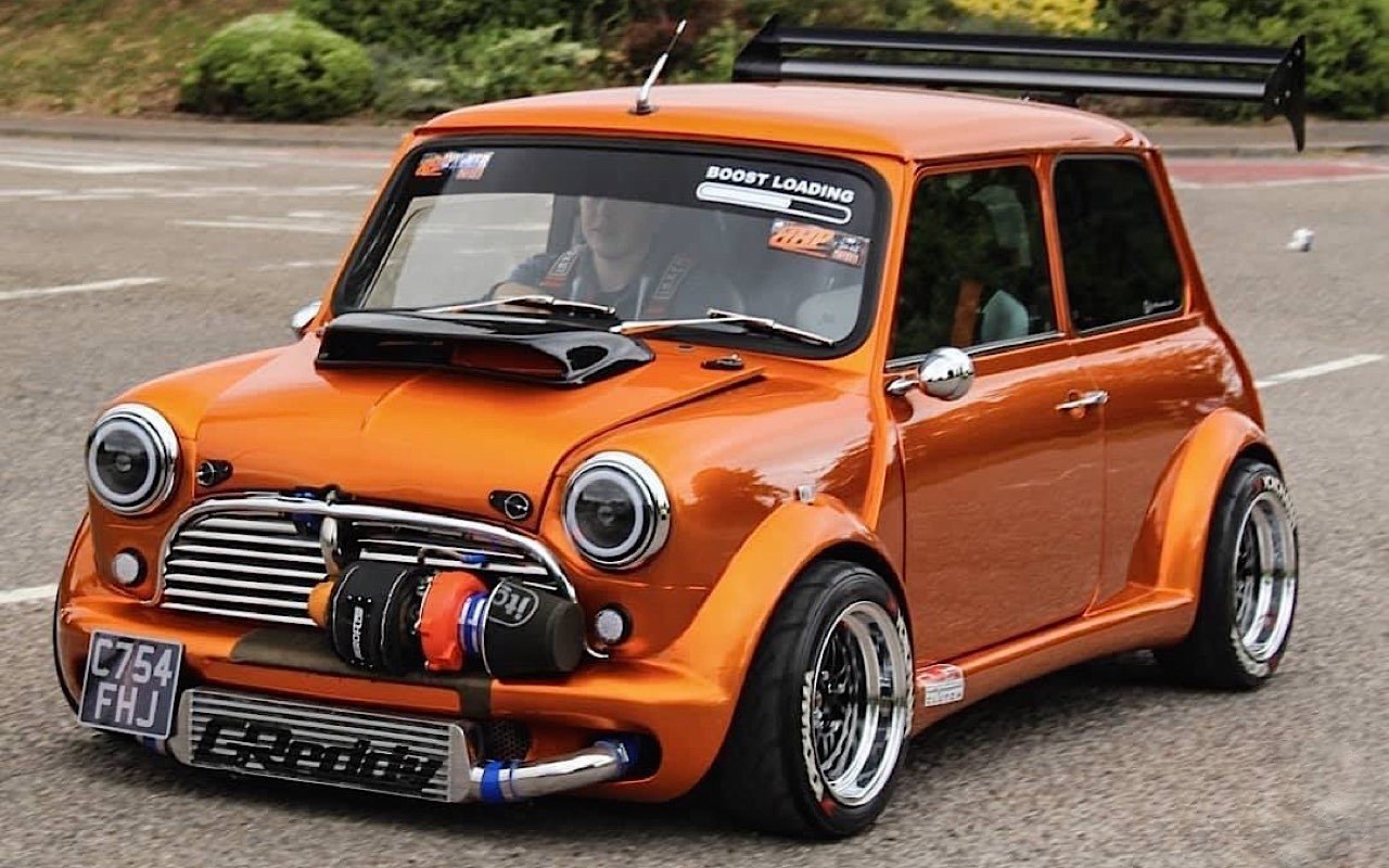 B16 Vtec Mini Turbo - 2